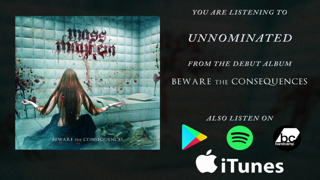 Mass Mayhem - Unnominated (Official Audio)