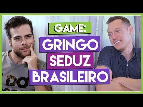 DESAFIO: GRINGO SEDUZ BRASILEIRO ft Davey Weavey - Jogação - Põe Na Roda
