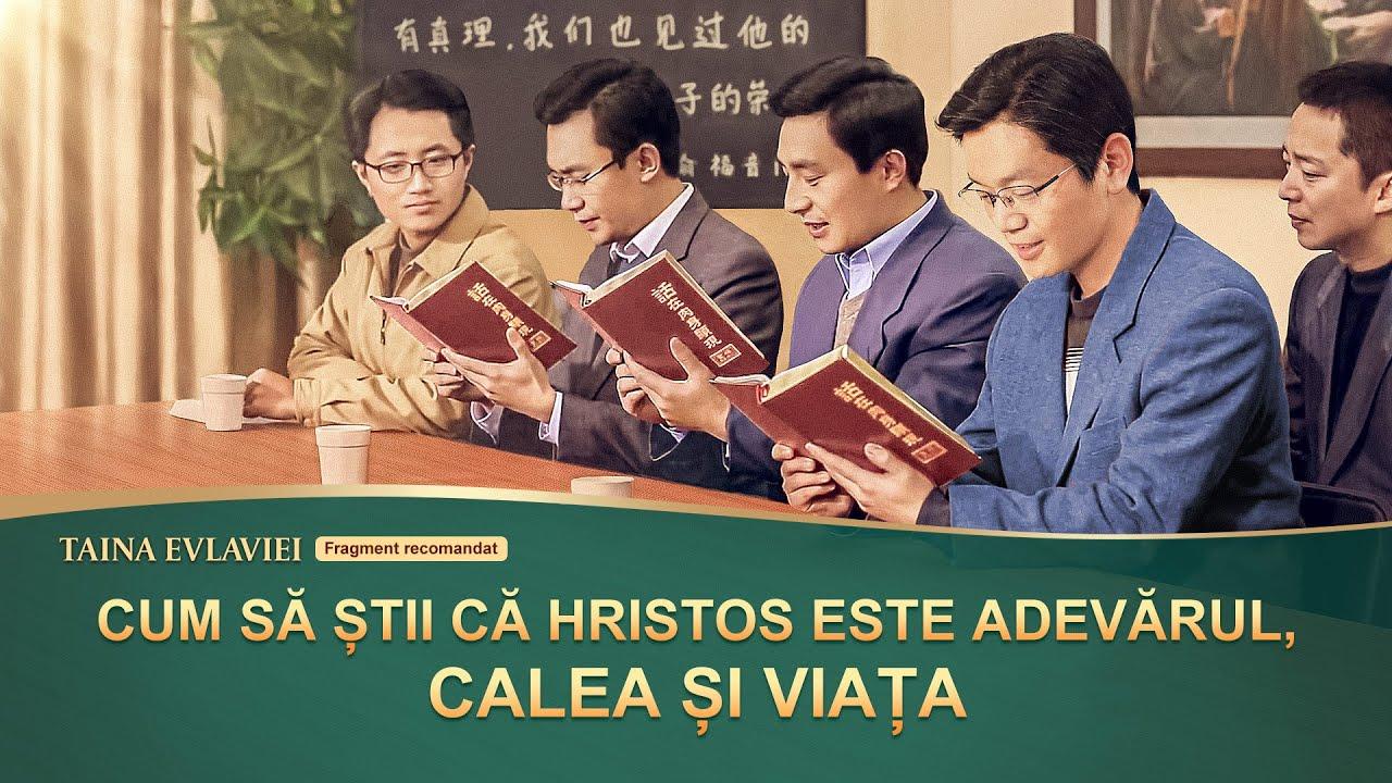 """""""Taina Evlaviei"""" Segment 5 - Cum să știi că Hristos este adevărul, calea și viața"""