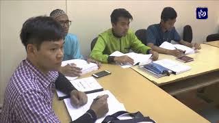 3 آلاف طالب وطالبة أجانب أختاروا جامعة اليرموك للدراسة