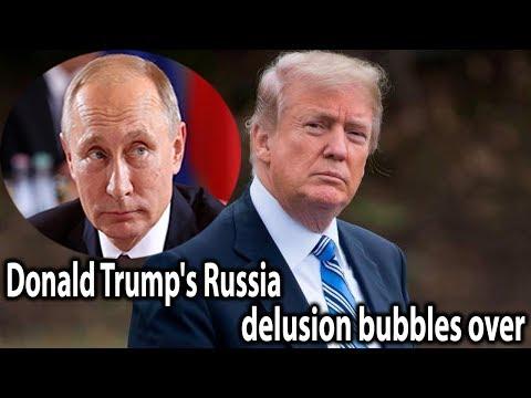 Donald Trump's Russia delusion bubbles over || World News Radio