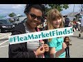 Flea Market Finds! Banana & KGirl Find LPS Shoppies Bratz & More at New Castle County Farmers Market