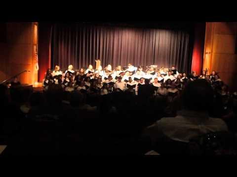 Salem County Choir Performance 2016