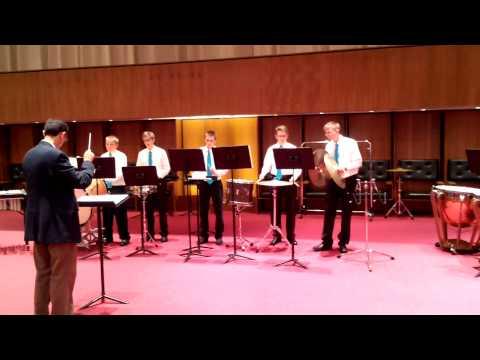 Lake Orion Baptist School Percussion 1