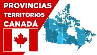Provincias y territorios canadienses - Aprende sobre Canadá