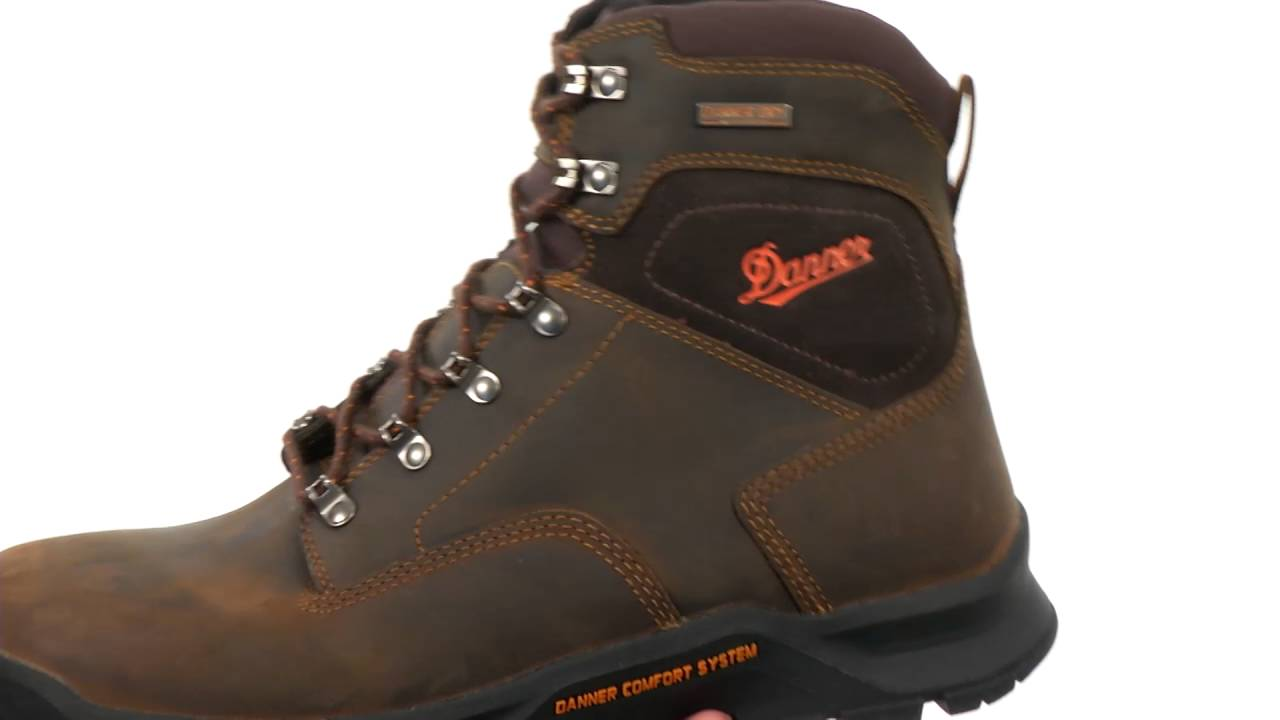 Danner Crafter 6 Quot Sku 8572547 Youtube