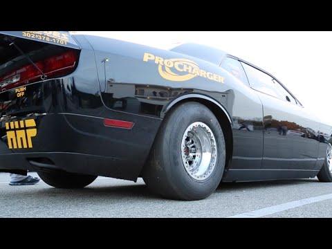 Dodge Challenger HEMI WORLD RECORD 6.9@201!! - x275 Gen3 HEMI