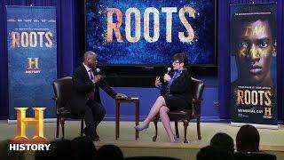 Roots: LeVar Burton & Valerie Jarrett at the White House | History