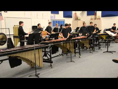 CHS Knights Band Percussion Ensemble - Technology
