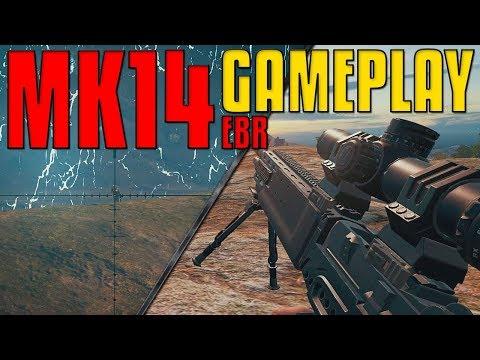 MK14 EBR Is A BEAST - 18 Kill 1st Person Solo | PUBG