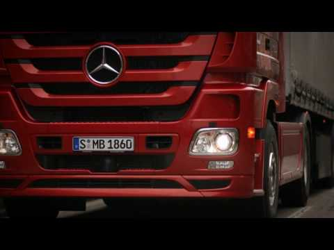 Mercedes-Benz Nowy Actros MP3 Flaming Star I Eurotruck Dealer Mercedes