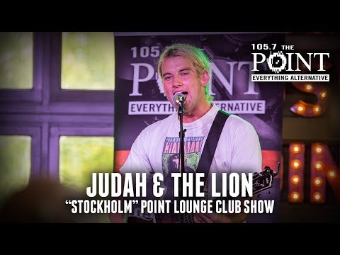 Judah and the Lion - Stockholm [LIVE] Point Lounge Performance