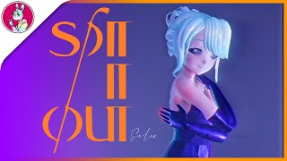 【MMD❤️】Spit it Out(뱉어) - Solar(솔라) From 마마무MAMAMOO 【DollyMol…