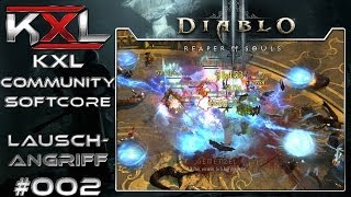 Diablo 3 [2.0.3] [Softcore][HD+] #002 - KXL-Gear-Probleme ➥ Let