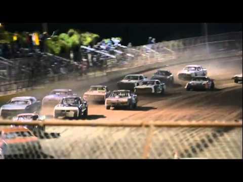 Devin - Street Stock - New Hendry Speedway - 1-21-12