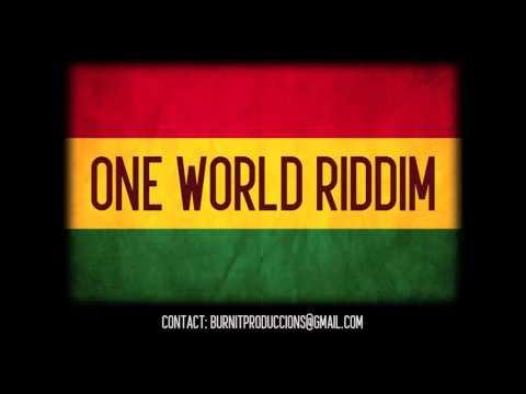 Reggae Instrumental - One World Riddim