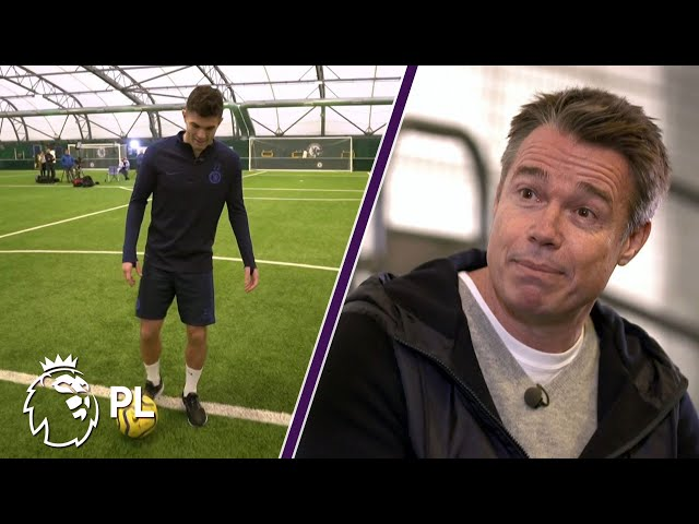Chelsea's Christian Pulisic breaks down his perfect hat trick   Inside the Mind   NBC Sports