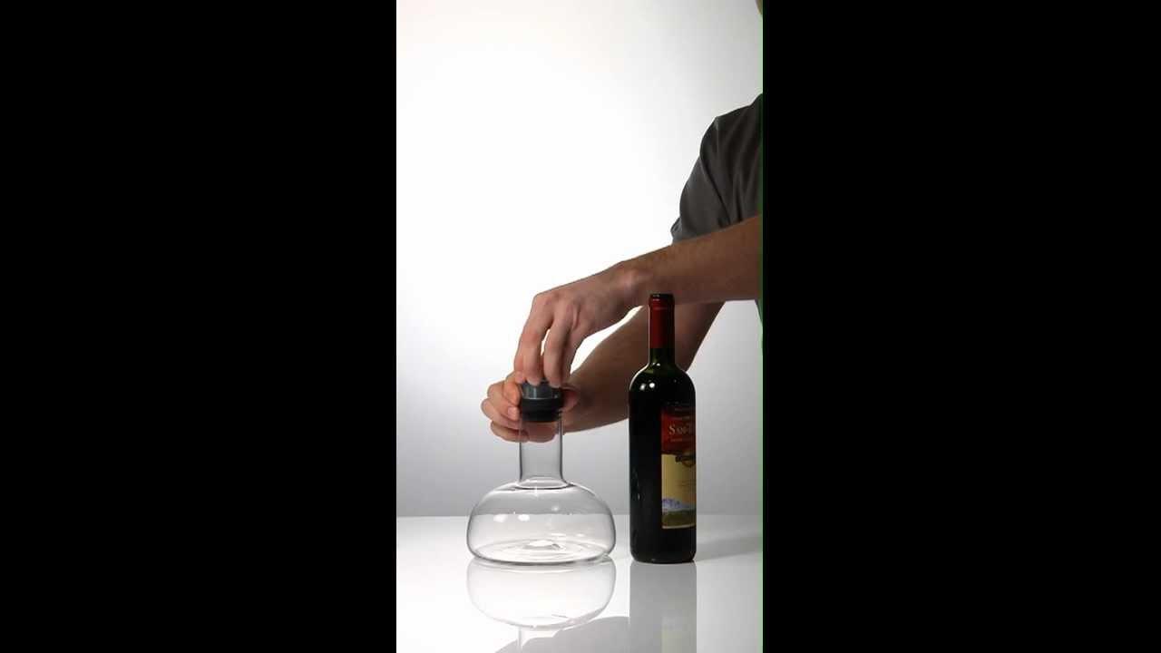 carafe vin d canter menu peter orsig norm architects mov youtube. Black Bedroom Furniture Sets. Home Design Ideas