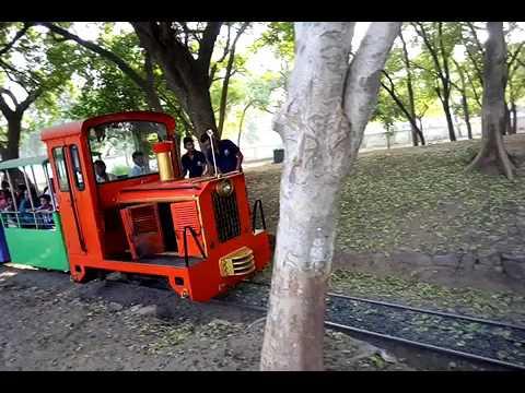 Gandhinagar Garden: Toy Train #Gandhinagar