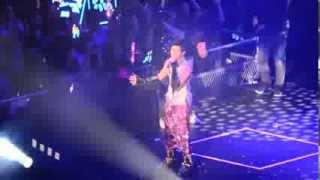 青花瓷 周杰倫魔天伦世界巡回演唱会香港站13 09 13