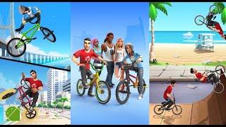 Flip Rider BMX Tricks - Android Gameplay FHD