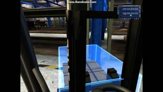 lets showcase forklift truck sim