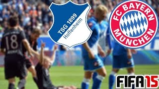 Video Gol Pertandingan TSG 1899 Hoffenheim vs FC Bayern Munchen