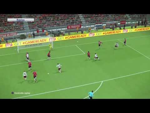 Super Toro - PSV : goal di testa di Ronaldo