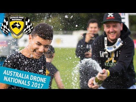 Australian Drone Nationals 2017 - FPV Race Finals PT4