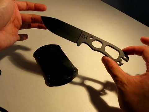 Ka-Bar BK11 Becker Necker Knife Review (Part 1of2)