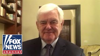 Newt Gingrich says 2020 is 'the most important election since Lincoln'