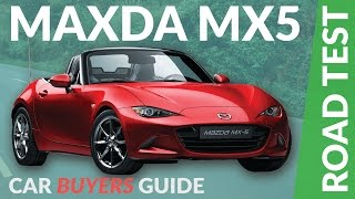 Mazda MX-5 2017 Review 1.5 SKYACTIV-G