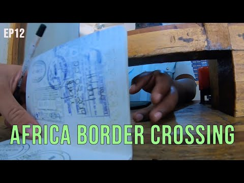 Africa border crossing: Malawi to Zambia - Ep12