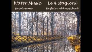 Händel: Water music, Alla Hornpipe, for piano