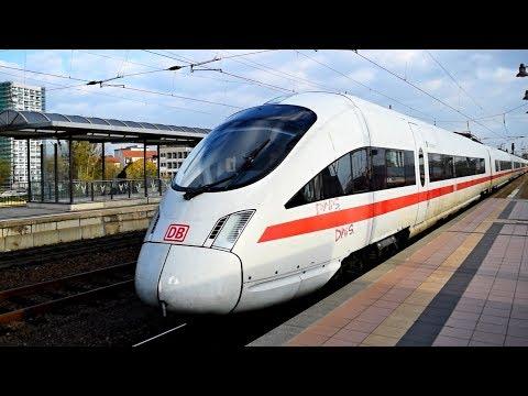 Züge Dresden Hbf ● 03.11.2017