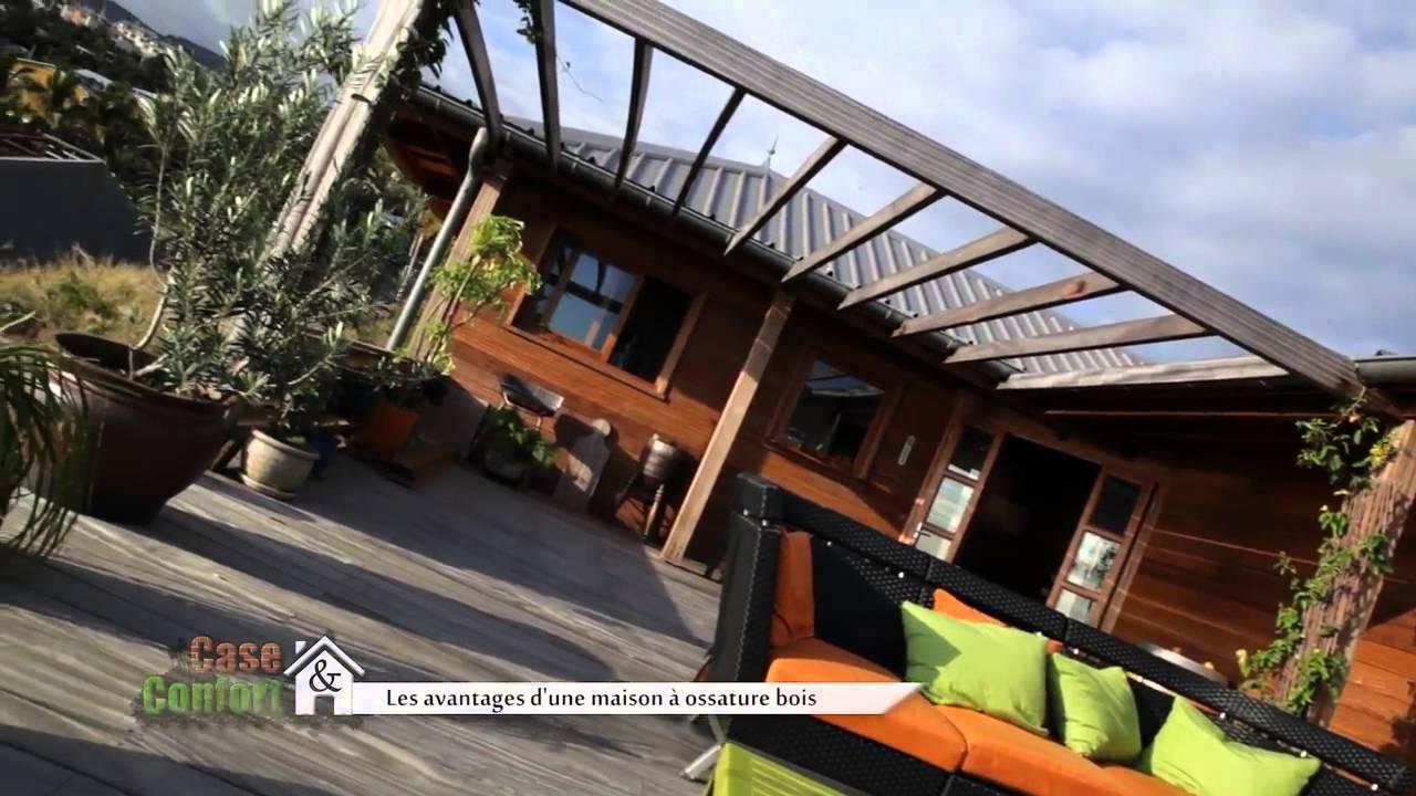 Case confort 23 les avantages d 39 une maison ossature for Avantage maison ossature bois