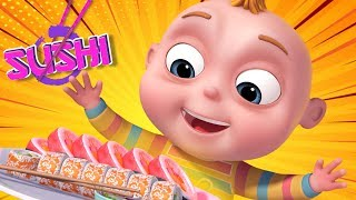 TooToo Boy - Sushi | Cartoon Animation For Children | Videogyan Kids Shows | Funny Comedy Series
