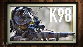 MAGFED PAINTBALL UK►Custom K98 Sniping
