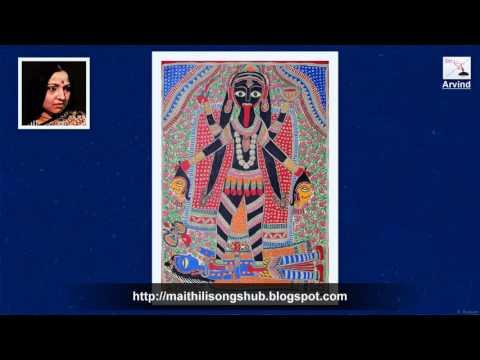 Maithili Vidyapati Geet Rare   Jai Jai Bhairavi   Sharda Sinha !!