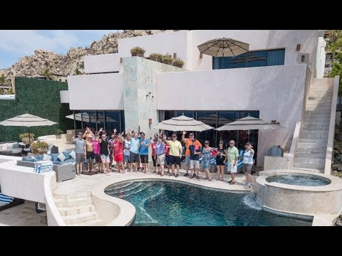 Paid Vacation - Cabo San Lucas Mexico With The Now Lifestyle Family