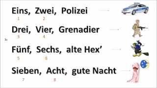 """Udo Kywall (Almanca Öğretmeni) """"Eins Zwei Polizei"""" altyazılı"""