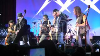 Metallica with Mercyful fate LIVE San Francisco, USA 2011-12-07 1080p FULL HD