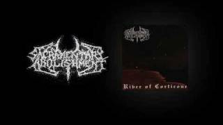 Sacramentary Abolishment - A Lull in the Proceedings - River of Corticone (1996)