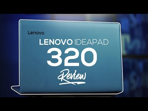 Lenovo IdeaPad 320 Review 2017! - Budget Laptop King?