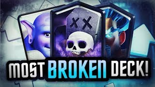 Pros Are RAGING Over This Graveyard Deck! Too Strong?