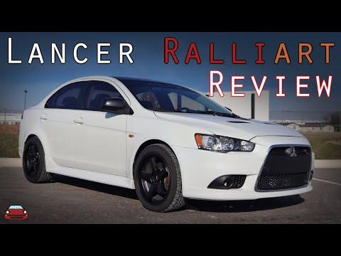 2012 Mitsubishi Lancer Ralliart Review