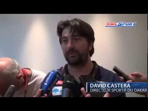 """Paris-Dakar / Castera : """"Ce Dakar n'est pas plus dangereux"""" - 13/01"""