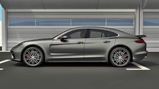 2017 Porsche Panamera 2 - Aerodynamics and Thermal Management