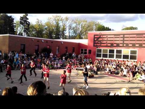 Gagnam Style Red Cedar School
