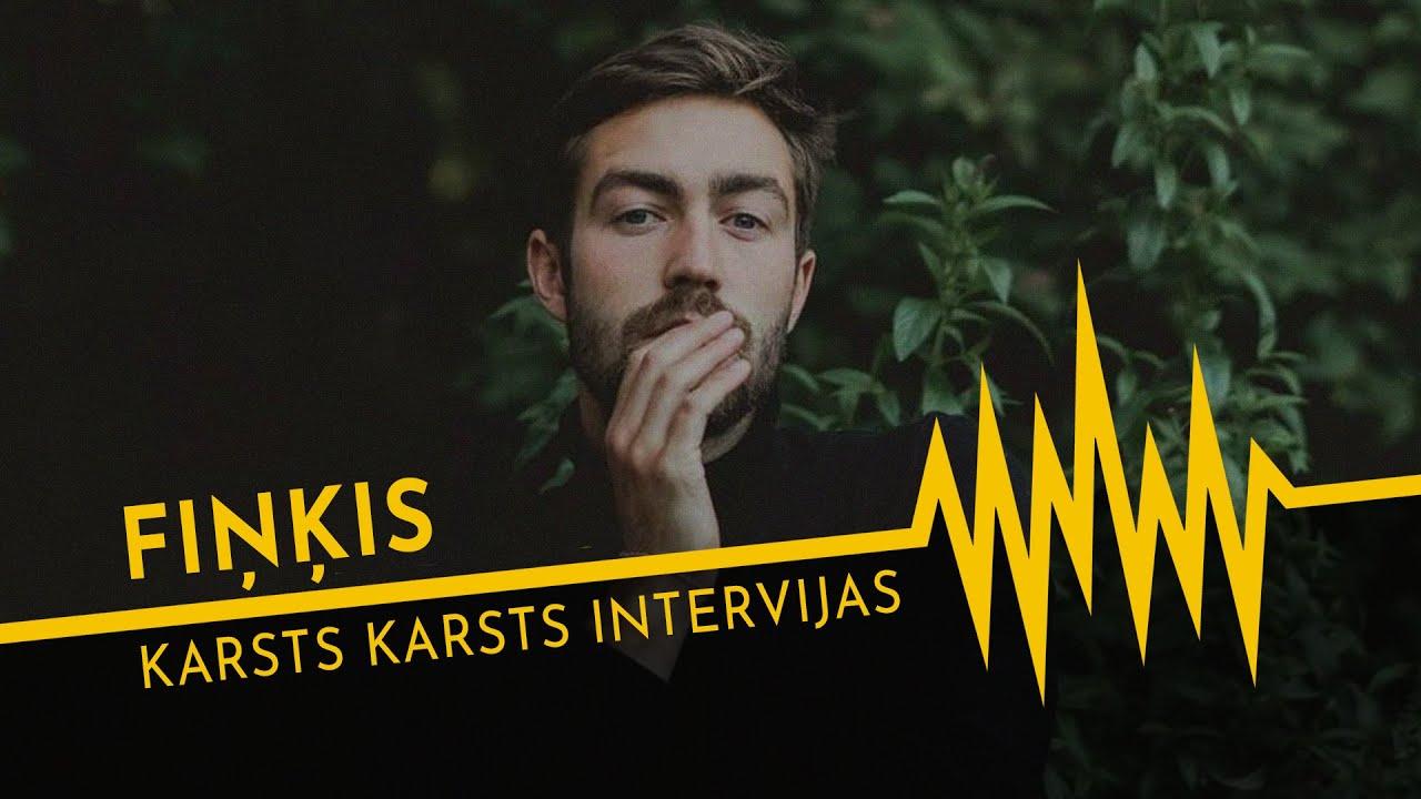 Download Fiņķis par basketbolu, dzīvi bez filtra un Prāta Vētru | KARSTS KARSTS INTERVIJAS #4